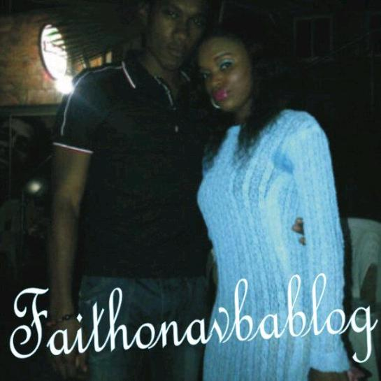 Ex-Mr Nigeria 3rd runner up with me